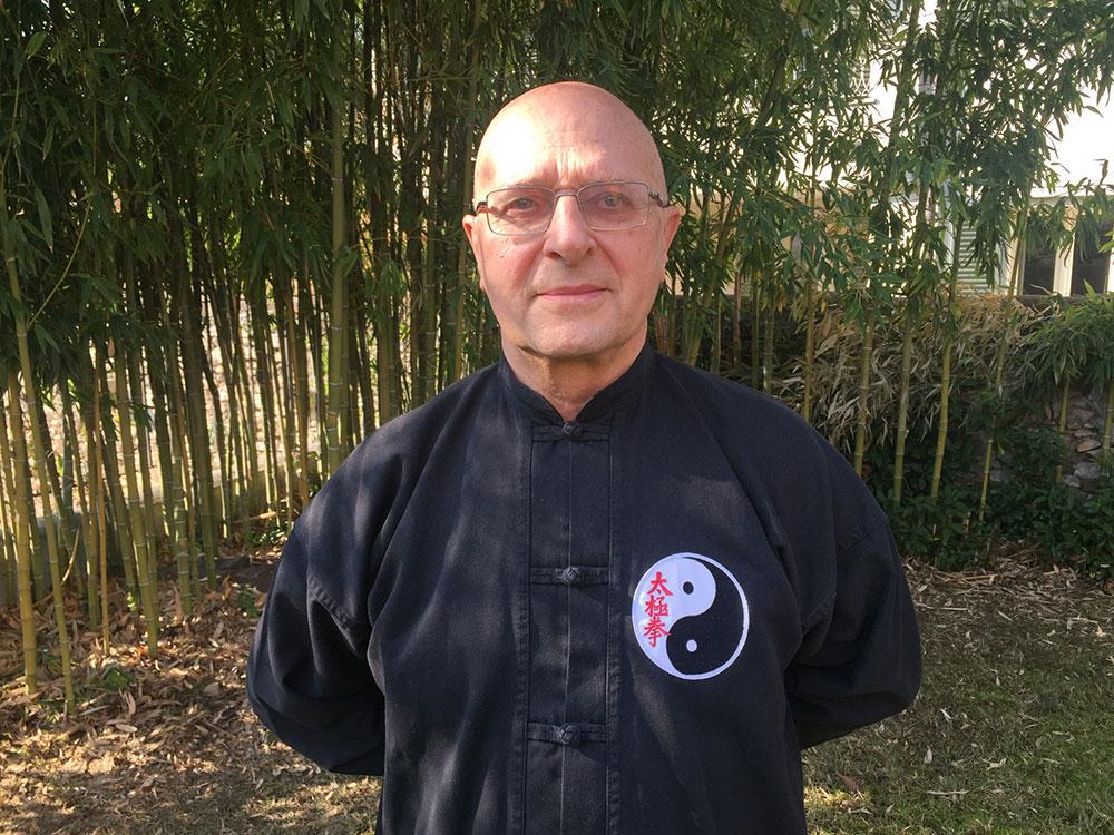 Giuseppe Giusti Maestro Tai Chi Chuan Brescia